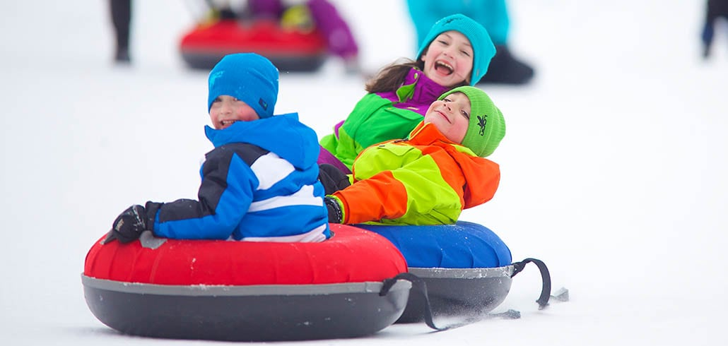 Snow Tubing | Loon Mountain Resort, NH | Winter Activities